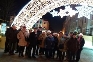 Adventezés  közösen Győr 201812